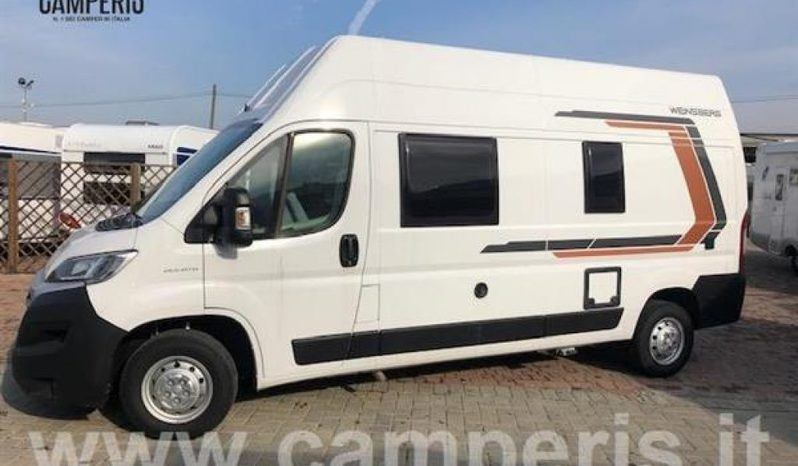 Weinsberg Carabus 600 Dq Promo Camper  Furgone/van Km 0