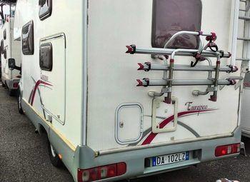 Rimor Europeo Ng1 Camper  Mansardato Usato - foto 3