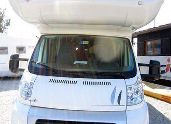 Riviera Garage 3.0 Mj Camper  Mansardato Usato - foto 14