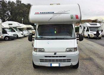 Adria Italia Adriatik 690 Camper  Mansardato Usato