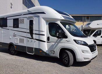Foto Mobilvetta Kea P 68 - Stagione 2020 Camper  Integrato Nuovo