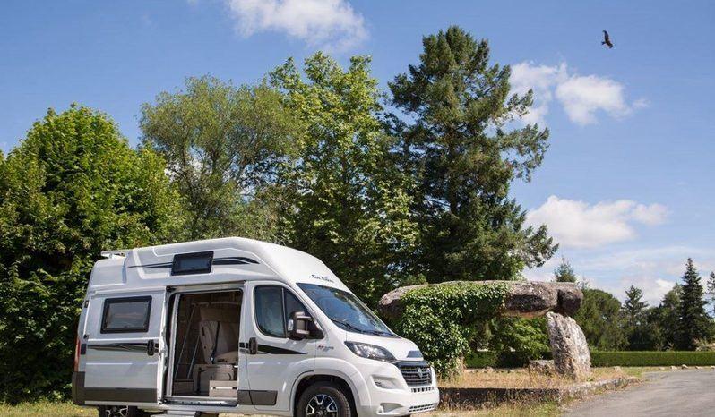 Font Vendome Horizon H 100 Con Letto Basculante Camper  Puro Usato