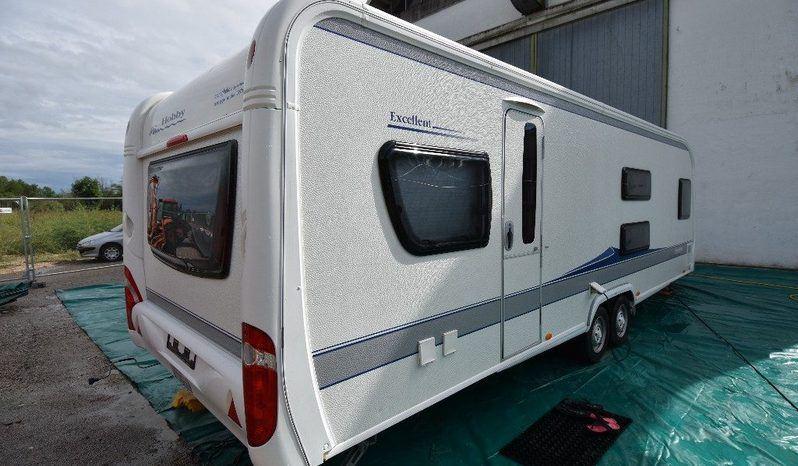 720ukfe Camper  Roulotte Usato - foto 10