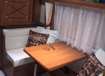 720ukfe Camper  Roulotte Usato - foto 5