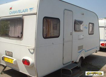 Foto Caravelair Antares 470 Camper  Roulotte Usato