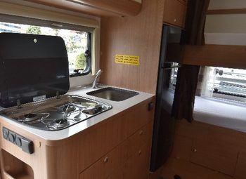 Adria Italia Sunliving Lido A45dk Full Full Camper  Mansardato Usato - foto 11