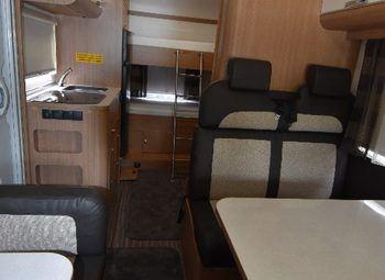 Adria Italia Sunliving Lido A45dk Full Full Camper  Mansardato Usato - foto 18