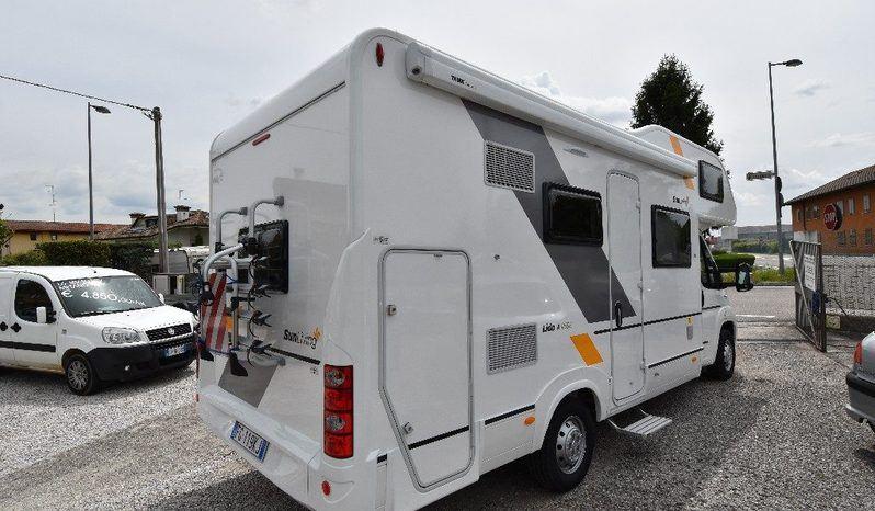 Adria Italia Sunliving Lido A45dk Full Full Camper  Mansardato Usato - foto 3