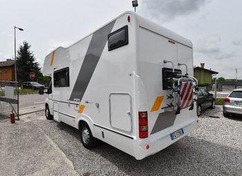Adria Italia Sunliving Lido A45dk Full Full Camper  Mansardato Usato - foto 4