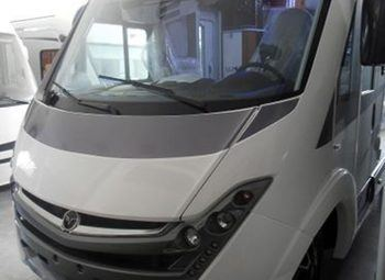 Foto Mobilvetta K-yacht 85 Mh (vers. 2018) Camper  Motorhome Nuovo