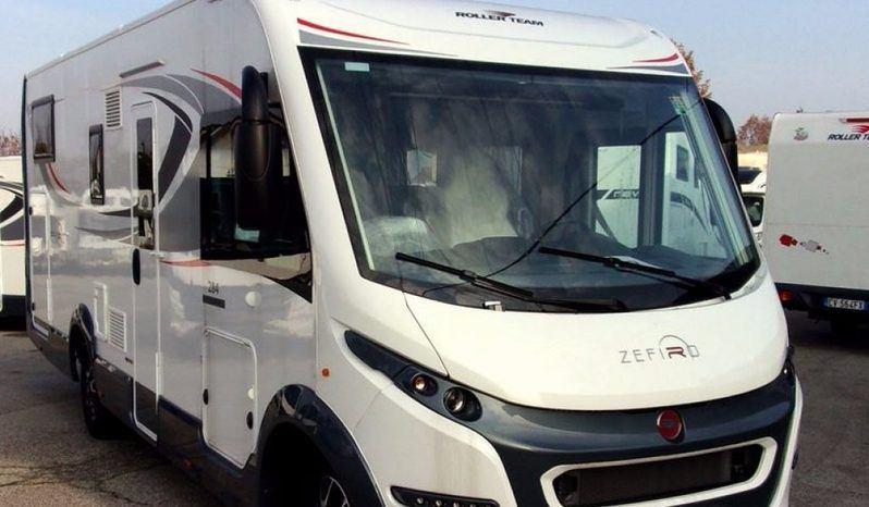 Roller Team Zefiro 284 Tl Integral (versione 2018) Camper  Motorhome Nuovo