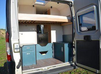 Knaus Box Life 540 Mk Furgonato Con Basculante Camper  Puro Nuovo - foto 10