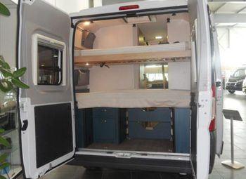 Knaus Box Life 540 Mk Furgonato Con Basculante Camper  Puro Nuovo - foto 12