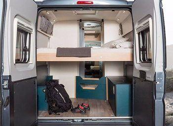 Knaus Box Life 540 Mk Furgonato Con Basculante Camper  Puro Nuovo - foto 5