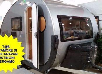Foto Tabbert Caravan T@b  L 400 Td Caravan 2018 - 3 Posti  Tab Camper  Roulotte Nuovo