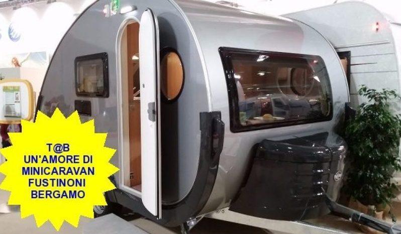 Tabbert Caravan T@b  L 400 Td Caravan 2018 - 3 Posti  Tab Camper  Roulotte Nuovo