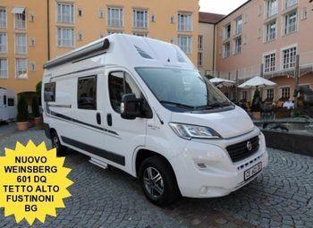 Foto Weinsberg Carabus 601 Dq Con Basculante Nuovo Furgonato Camper  Puro Nuovo