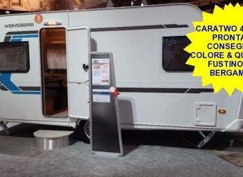 Foto  Caratwo450fucaravan2018weinsberg Camper  Roulotte Nuovo