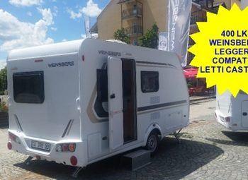 Foto  Caraone400lkcaravancompatta4posti Camper  Roulotte Nuovo