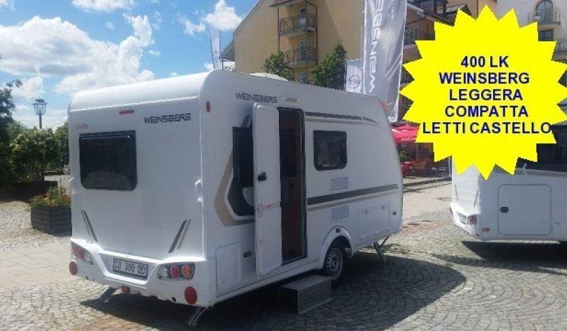 Caraone400lkcaravancompatta4posti Camper  Roulotte Nuovo