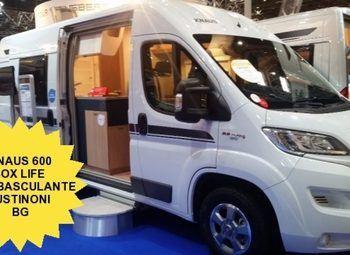 Foto Knaus Box Life 600 Mq Furgonato Con Basculante Ant Camper  Puro Nuovo