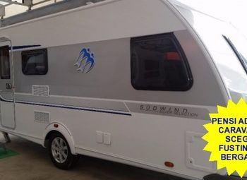 Sudwind500fdksilverselectioncaravannuova Camper  Roulotte Nuovo