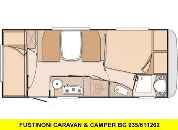 Sudwind500fdksilverselectioncaravannuova Camper  Roulotte Nuovo - foto 2