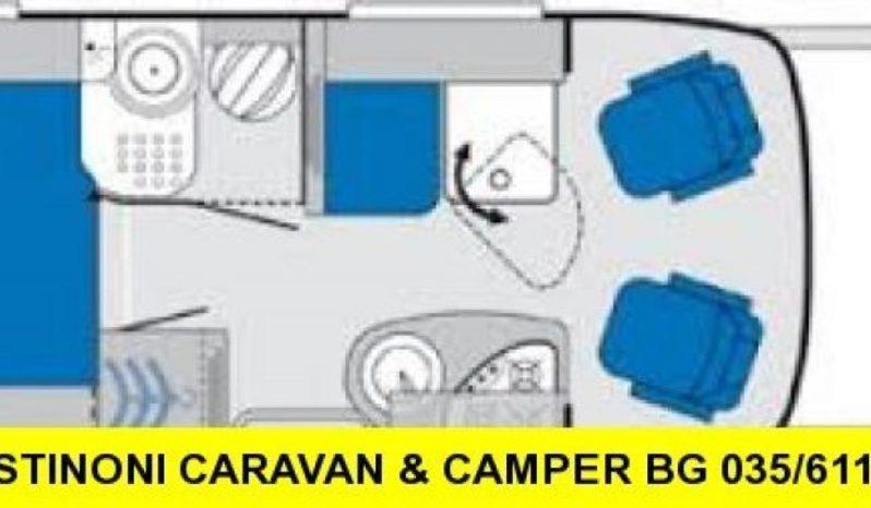 Knaus Van Ti 550 Md Camper Semintegrale Compatto 2+1 Camper  Parzialmente Integrato Nuovo - foto 2