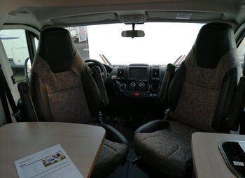 Knaus Van Ti 550 Md Camper Semintegrale Compatto 2+1 Camper  Parzialmente Integrato Nuovo - foto 6