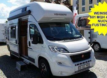 Foto Weinsberg Carabus 601 Mqh -furgonato 2018 4 Posti Tetto Alto Camper  Puro Nuovo