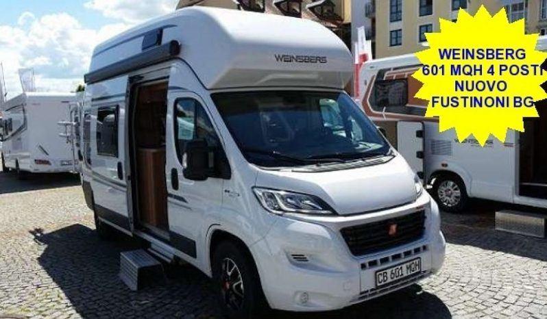 Weinsberg Carabus 601 Mqh -furgonato 2018 4 Posti Tetto Alto Camper  Puro Nuovo