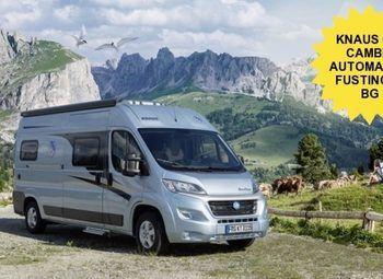 Foto Knaus Box Star 600 Lifetime Platinum Sel.cambio Automati Camper  Puro Nuovo