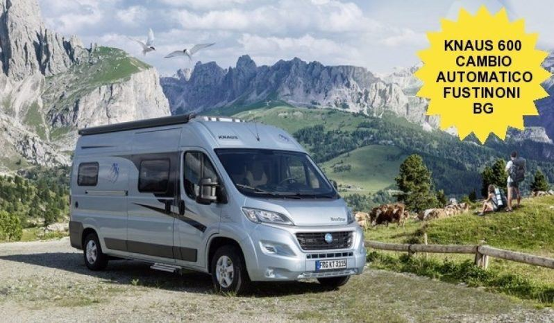 Knaus Box Star 600 Lifetime Platinum Sel.cambio Automati Camper  Puro Nuovo