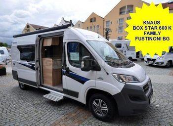 Foto Knaus Box Star 600 K Family Famigliare 4 Posti -2018 Camper  Puro Nuovo