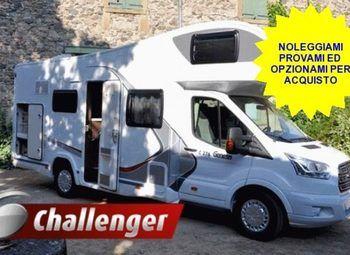 Foto Challenger 276 C Genesis  , 6+1 Usato Mansardato Ford Camper  Mansardato Usato