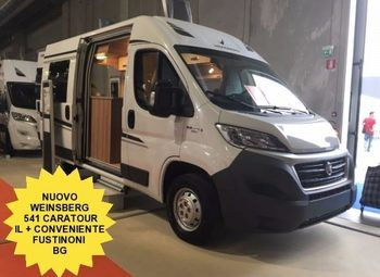 Foto Weinsberg Caratour 541 Mq Furgonato  Piccolo & Conveniente Camper  Puro Nuovo