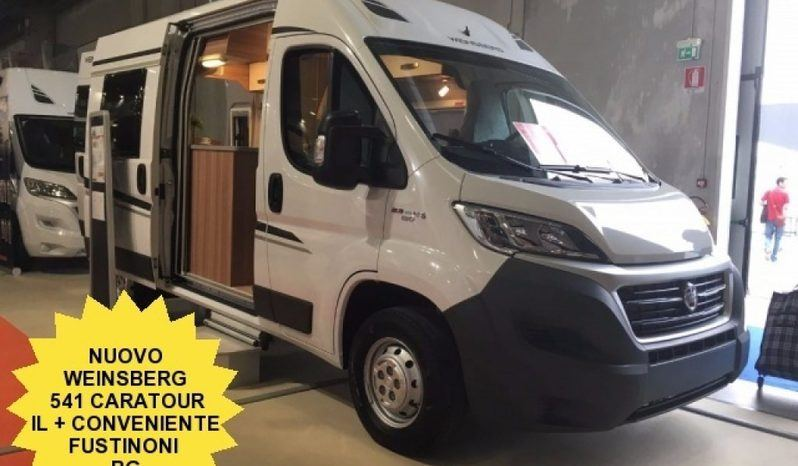 Weinsberg Caratour 541 Mq Furgonato  Piccolo & Conveniente Camper  Puro Nuovo