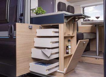 Knaus Box Life 600 Mq Furgonato Con Basculante Ant Camper  Puro Nuovo - foto 10