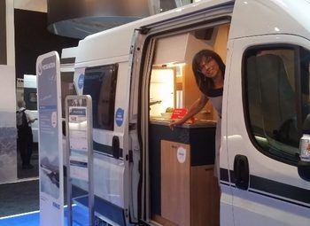 Knaus Box Life 600 Mq Furgonato Con Basculante Ant Camper  Puro Nuovo - foto 11