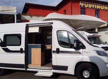Knaus Box Life 600 Mq Furgonato Con Basculante Ant Camper  Puro Nuovo - foto 4