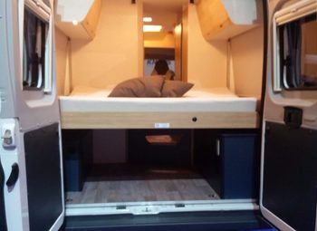 Knaus Box Life 600 Mq Furgonato Con Basculante Ant Camper  Puro Nuovo - foto 7
