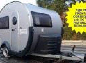 Foto Tabbert Caravan T@b  320 Rs Minicaravan Peso  750 Kg 2 Posti Camper  Roulotte Nuovo