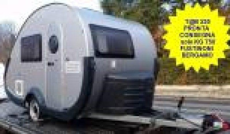 Tabbert Caravan T@b  320 Rs Minicaravan Peso  750 Kg 2 Posti Camper  Roulotte Nuovo