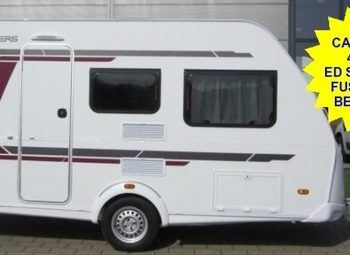 Foto  Caratwo400lkcaravan2018weinsbergedspeciale Camper  Roulotte Nuovo