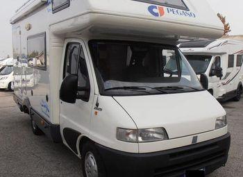 Foto Caravans International Pegaso Camper  Mansardato Usato