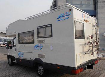 Caravans International Pegaso Camper  Mansardato Usato - foto 2
