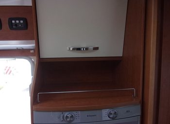 Arca Camper P 680 Lsx Camper  Integrato Usato - foto 10