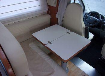 Arca Camper P 680 Lsx Camper  Integrato Usato - foto 4