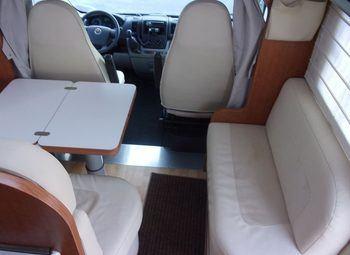 Arca Camper P 680 Lsx Camper  Integrato Usato - foto 5
