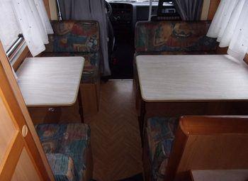 Caravans International Riviera Gt Camper  Mansardato Usato - foto 5